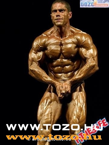 Ifbb mens world 2007