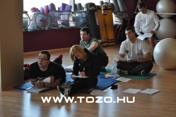 IWI SPECIAL TRAINING COURSE 2011.