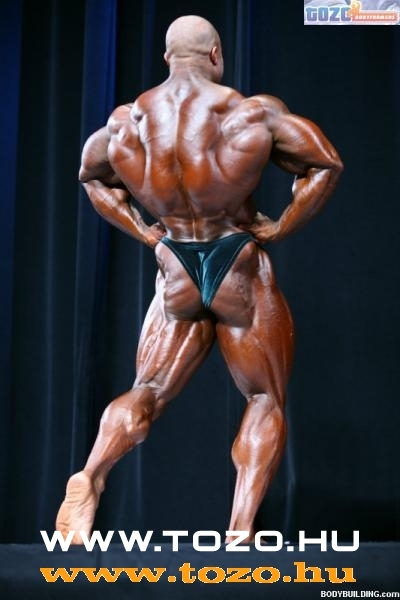 AC. 2008. elődöntő Phil Heath