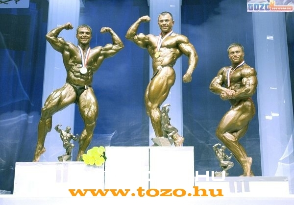Ifbb VB 2004  Middleweight (up to & including 85 Kg [187 lbs])